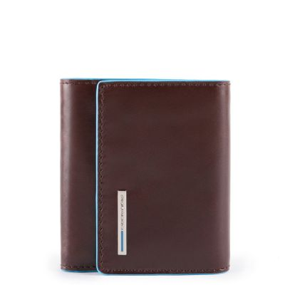 Piquadro portafoglio donna PD5214B2R/MO Blue Square