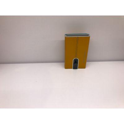 Piquadro porta carte di credito e banconote PP4891B2R/G8 Blue Square