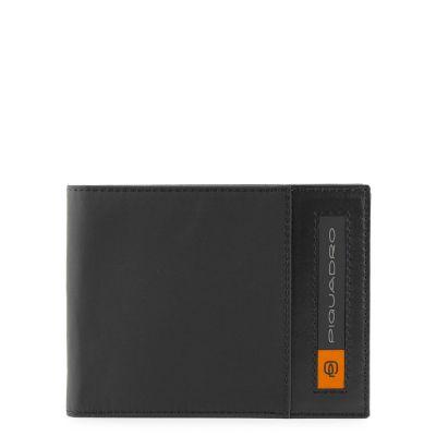 Piquadro portafoglio uomo PU1392BIO/N PQ-Bios