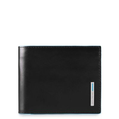 Piquadro portafoglio uomo PU3891B2R/N Blue Square