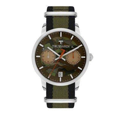 TRUSSARDI orologio cronografo uomo T GENIUS R2471613003