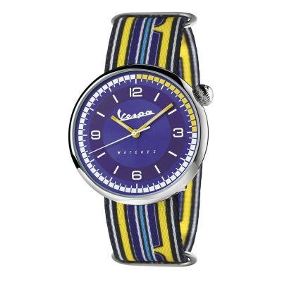 Vespa watches VA-IR01-SS-04BL-CT