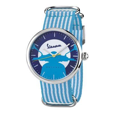 Vespa watches VA-IR02-SS-04BL-CT