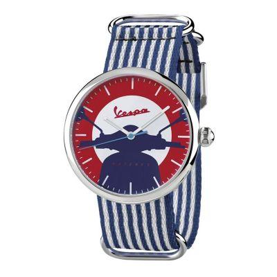 Vespa watches VA-IR02-SS-07RD-CT