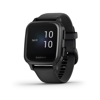 Garmin Venu® Sq Music Edition Black Slate