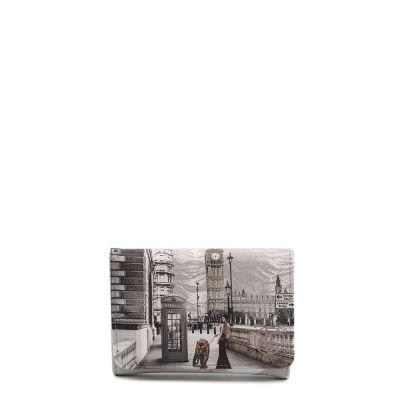 Portafoglio Medio YNOT WIL-546S1 WALLET TIGER