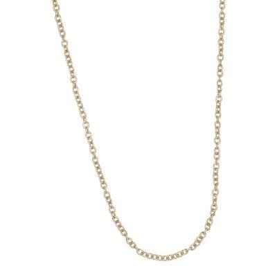 Collana componibile dorata
