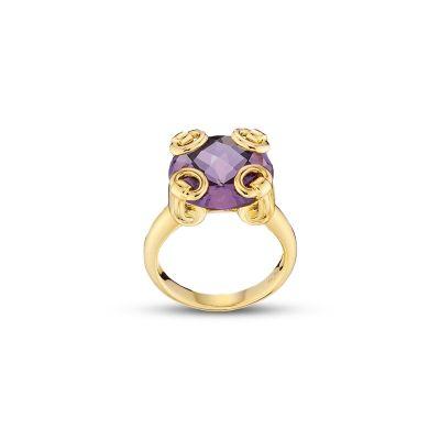 Gucci Anello Horsebit YBC298375001