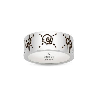 Gucci Anello Ghost YBC455318001