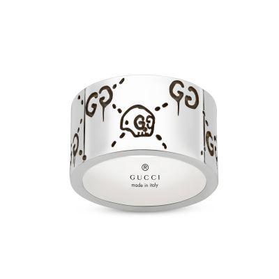 Gucci Anello Ghost YBC455319001