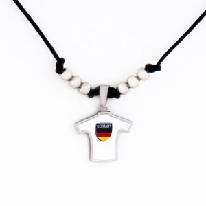 Pendant Germany soccer team mesh