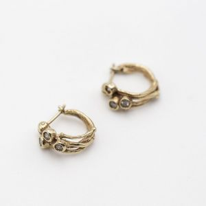 Birch Branch Earrings