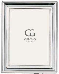 Greggio Argento Cornice Capri 9x13
