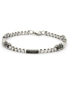 Steel Bracelet and PVD Black