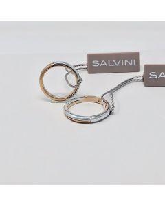 Salvini Fedi Nuziali Alchimia mm 3.50 B