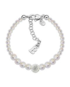 Bracelet Swarovski beads degradè