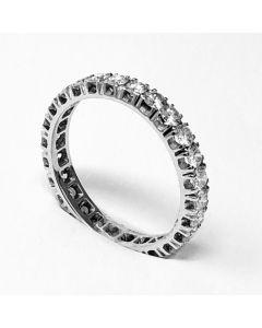 anello Fedina Diamanti ct 1,96 G