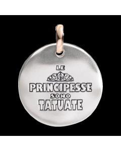 Queriot Moneta Le Principesse Sono Tatuate
