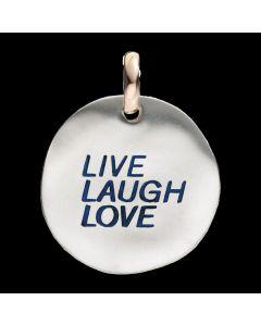 Queriot Moneta Live Laugh Love