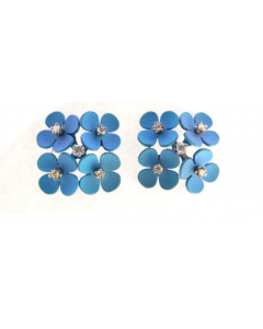 Quaglia Orecchini Oro e Titanio con Diamanti T003-88/O
