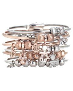 The composition of bracelets Mimmi #mix04