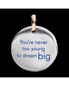Queriot Moneta You're Never Too Young To Dream Big